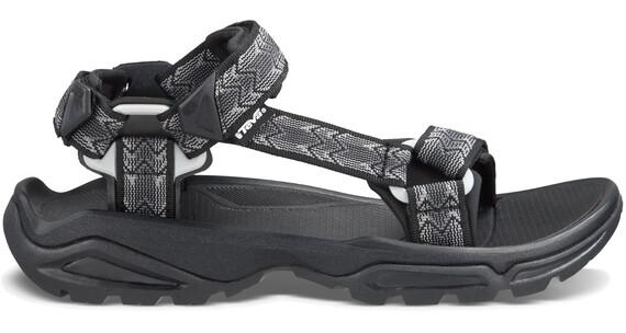 Teva M's Terra FI 4 Shoes Cross Terra Black